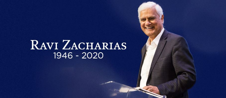 Obituary: Ravi Zacharias